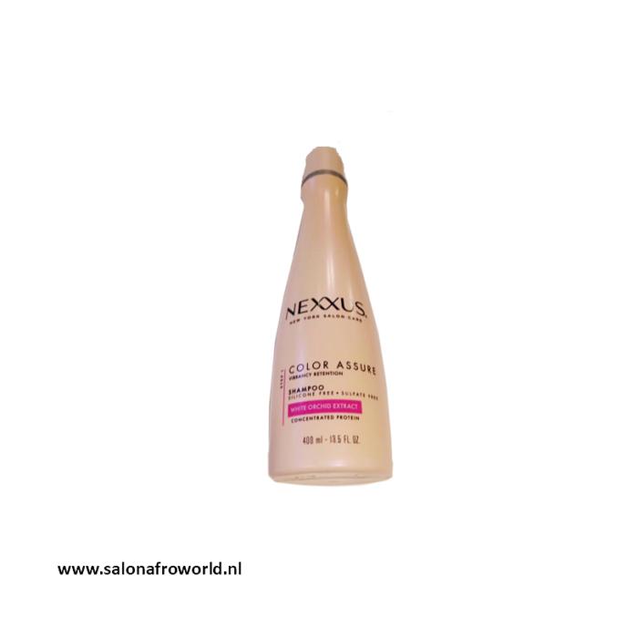 SalonAfroWorld_Cosmetica-Nexxus-Shampoo-ColorAssure1